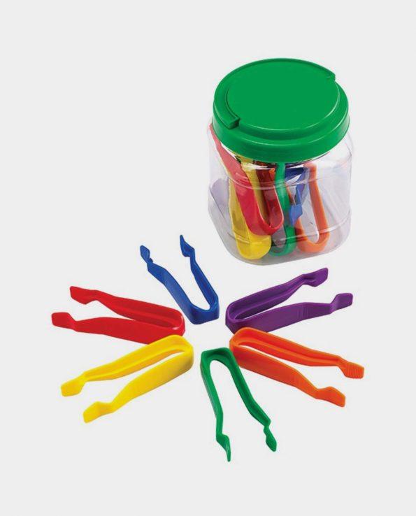 Pinzas de experimentacion para niños y bebes