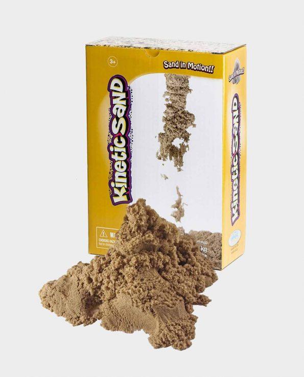 arena kinética para niños