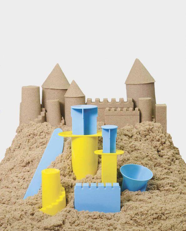 moldes castillo plastilina mágica
