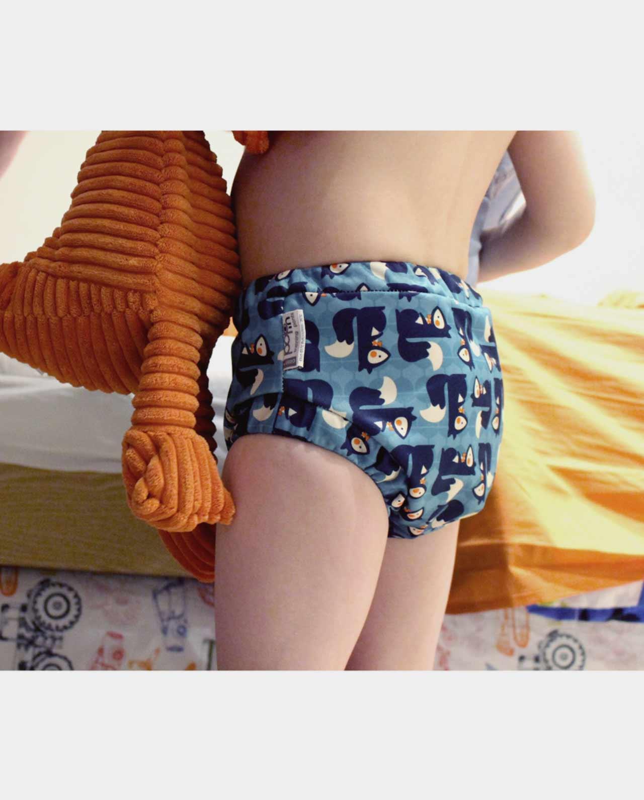 Pantaloncito Aprendizaje Erizo XL