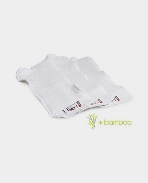 absorvente de pañal para bebés pop in