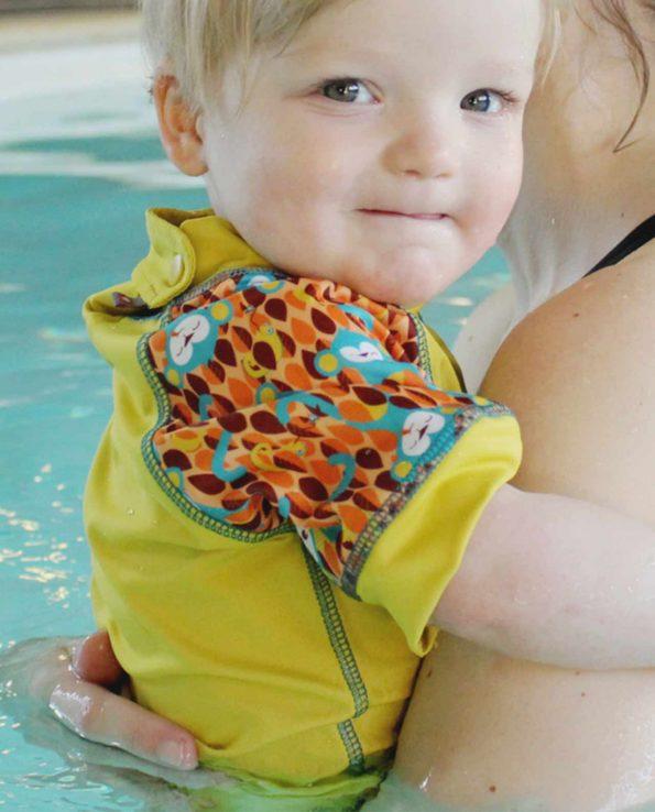 bañador para bebés pop in monos