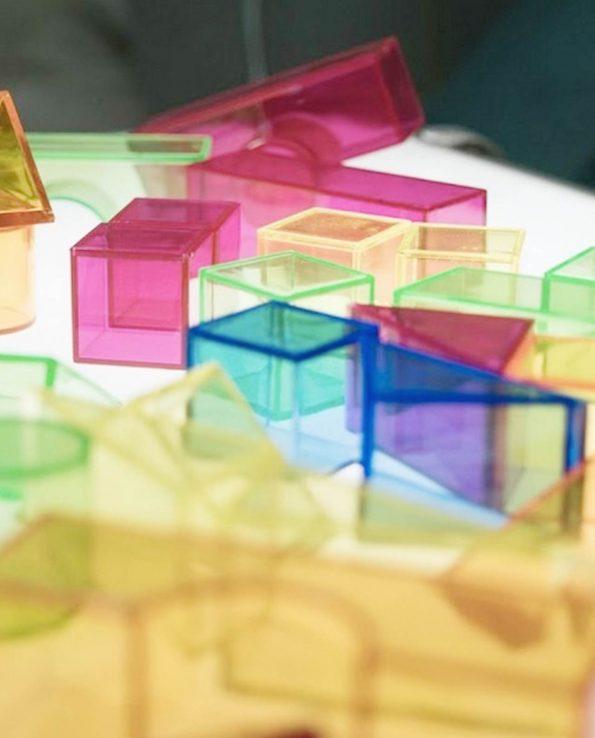 bloques para mesa de luz