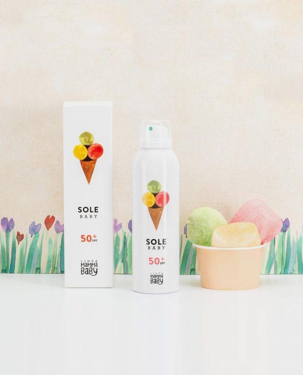 crema protector solar para bebés ecológico natural