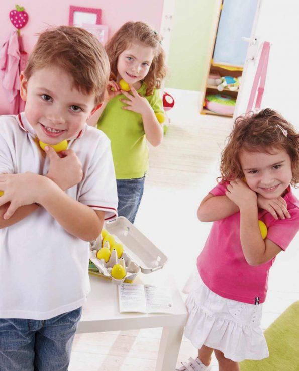 juego de mesa para niños danza de huevo