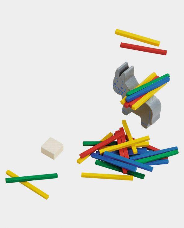 juego de mesa para niños burrito equilibrista