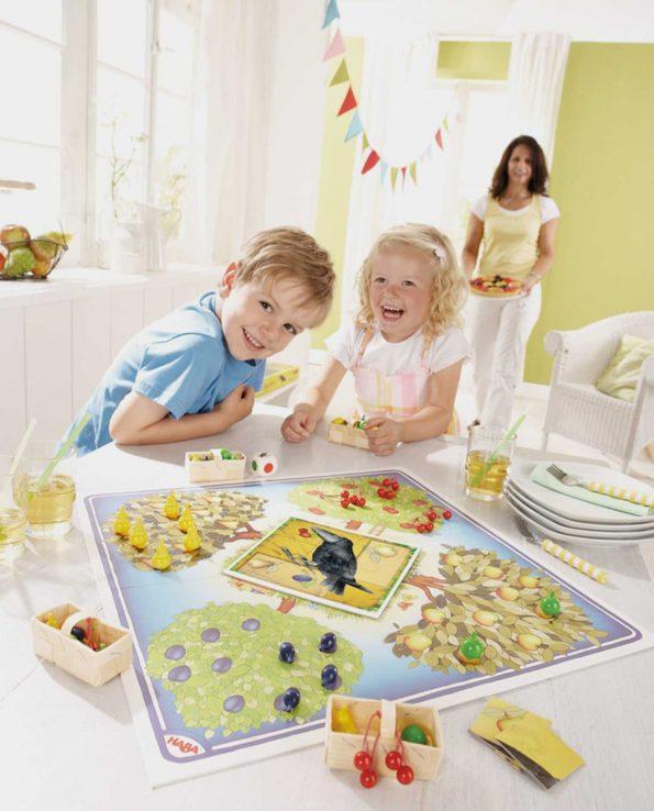 juego de mesa para niños el frutal