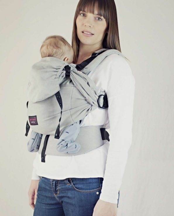 mochila portabebés ergonómica emeibaby