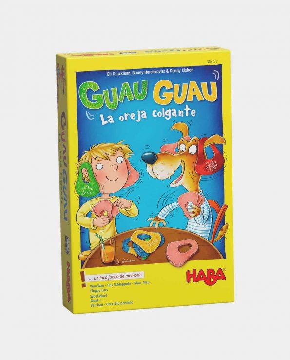 juego de mesa para niños guau guau