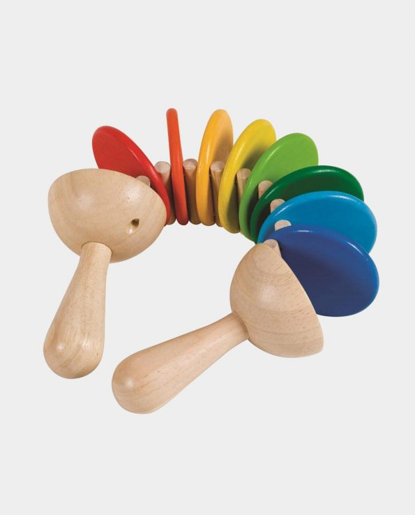 sonajero instrumento musical para bebés