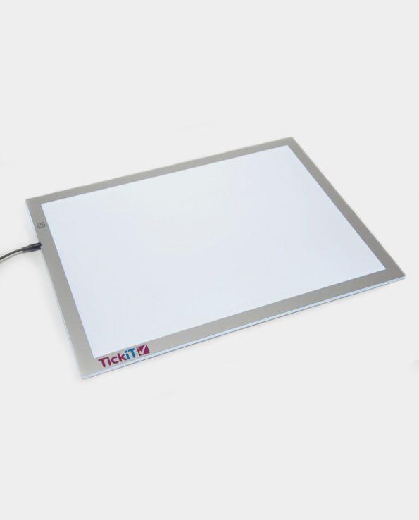 mesa de luz tickit