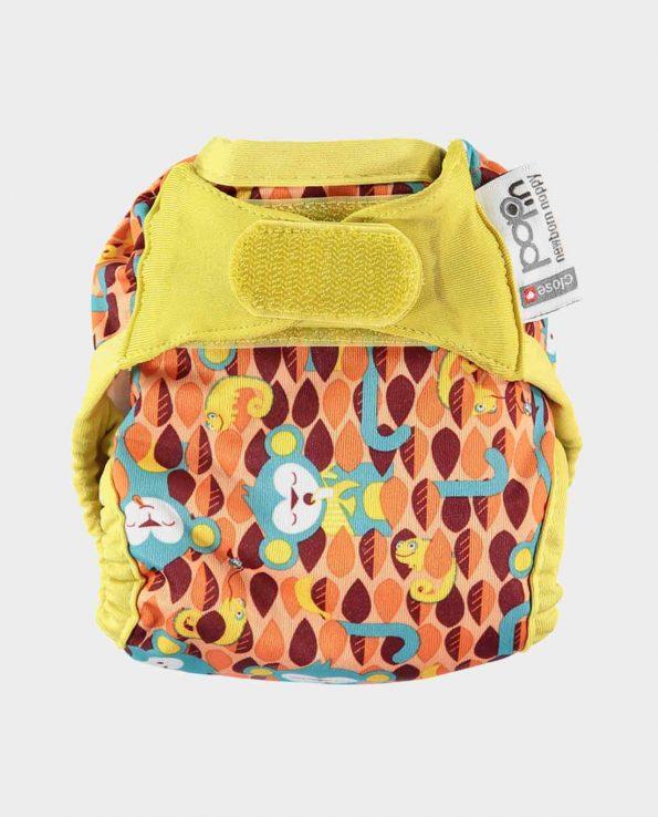 pañal de tela reutilizable para bebés pop in monos
