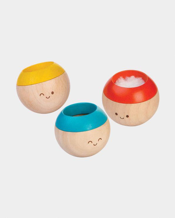 tentetiesos de madera para bebés