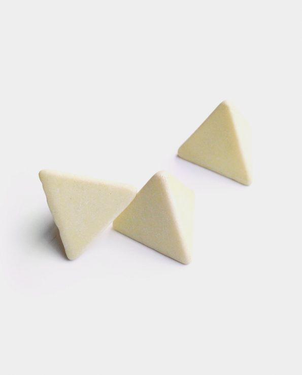 pirámide de resina panera de los tesoros