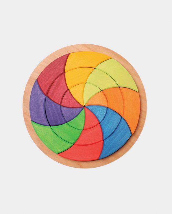 Círculo Goethe puzzle circular de la marca Grimm's