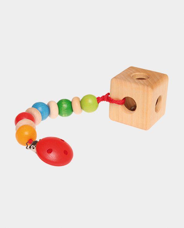 Cubo con cascabel de Grimm's