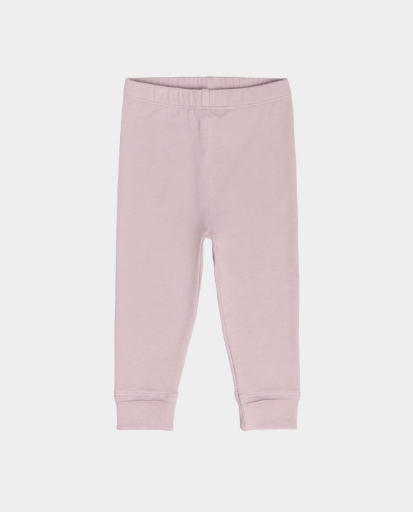 legging de niña de algodón de la marca clic mini