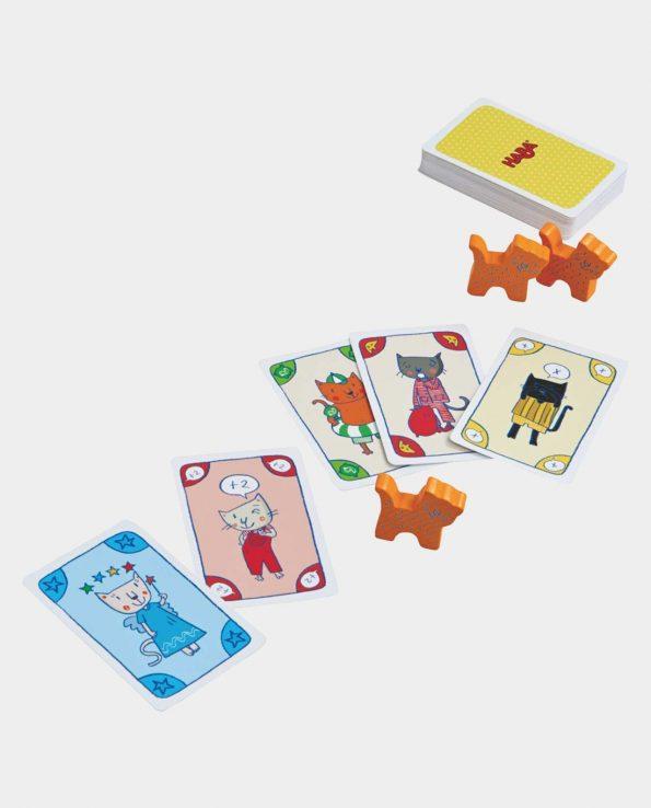 Juego de mesa Miau Miau para niños de la marca Haba