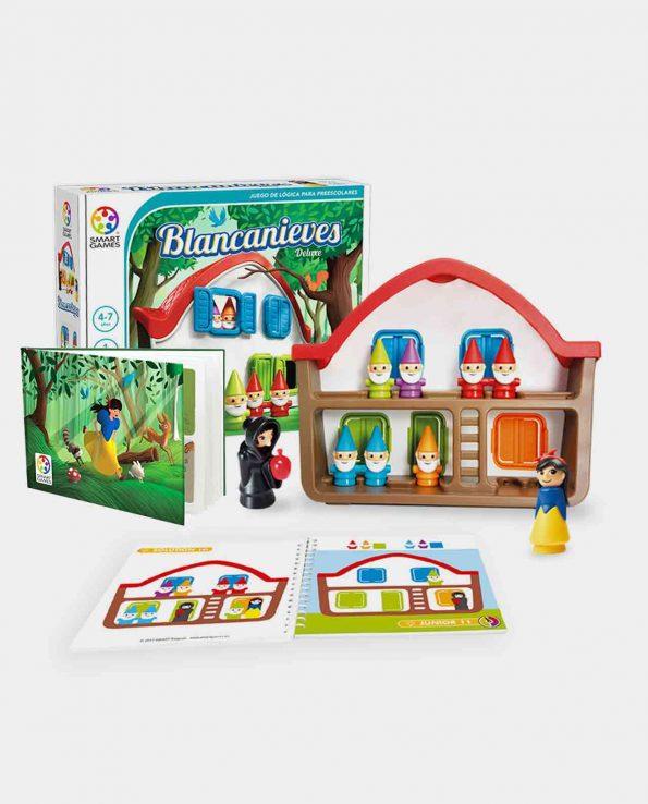 Juego de habilidad para niños Blancanieves Smart Games