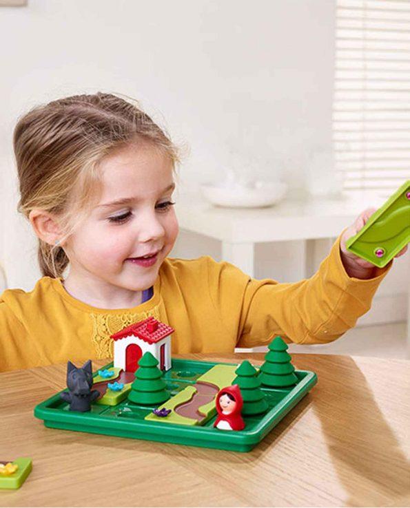 Juego de habilidad para niños Caperucita Roja de la marca Smart Games