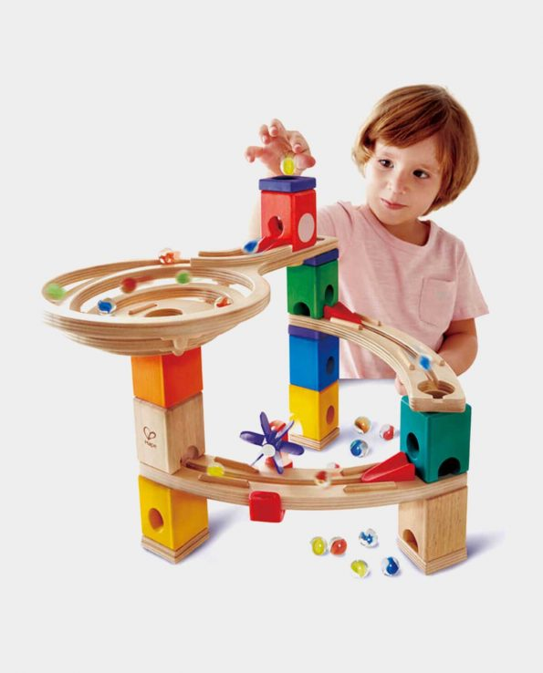 Circuito de canicas para niños de Hape