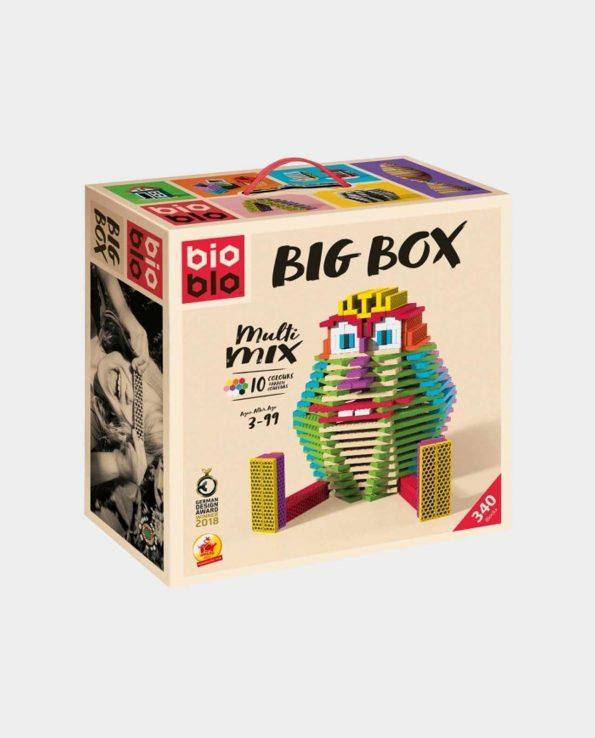 Juego de construcción Big Box Multi Mix de la marca Bioblo