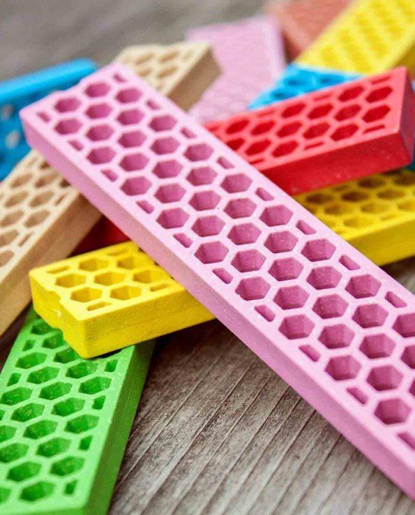Juego de construcción Colour Combo Sweet Home de la marca Bioblo