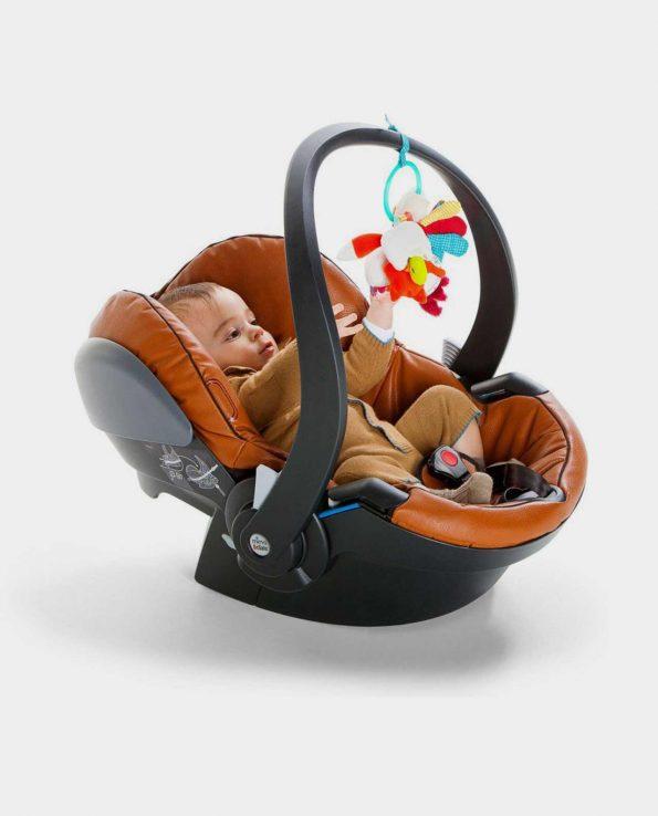 Sonajero para bebés con peluches de granja de Lilliputiens