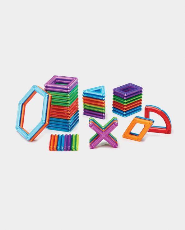 Juego de habilidad Power Clix Magnético de 48 piezas para niños