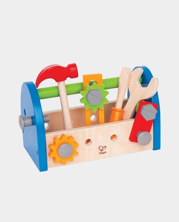 Set herramientas para niños de Hape