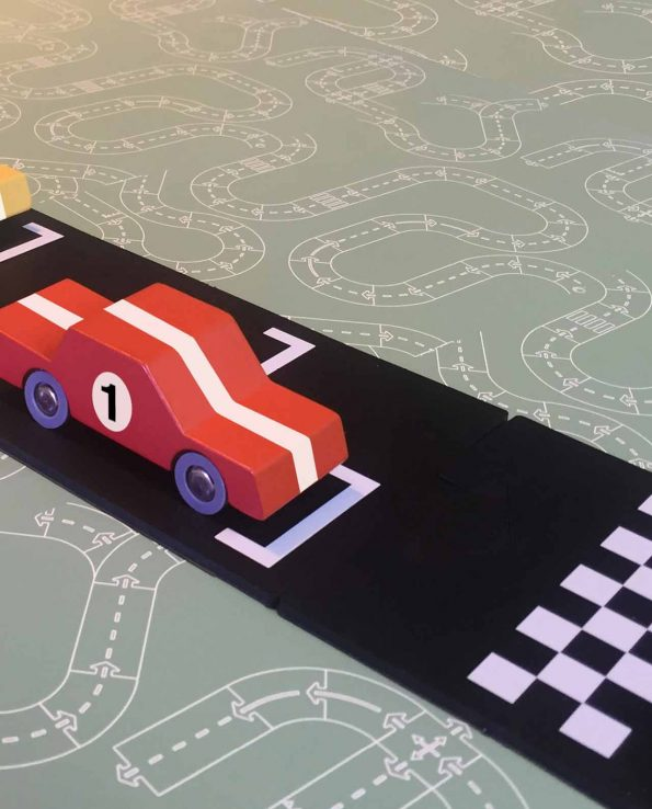 Carreteras Waytoplay Set de extensión Start & Finish
