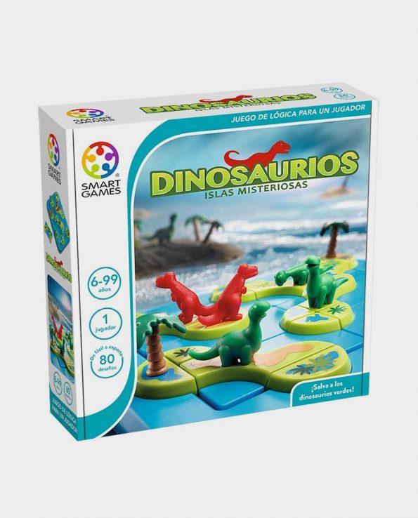 Juego de mesa para niños y niñas Dinosaurios: Islas Misteriosas