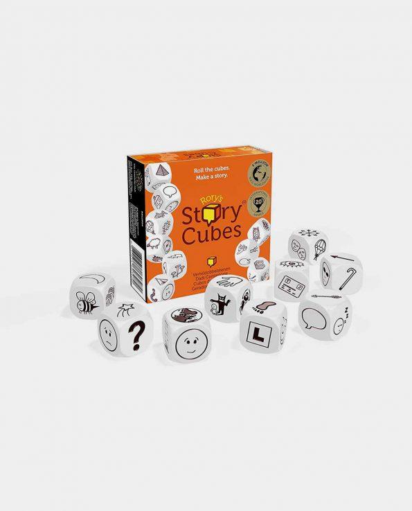 Juego de mesa para niños y niñas Story Cubes