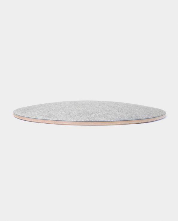Tabla curva wobbel 360 gris claro