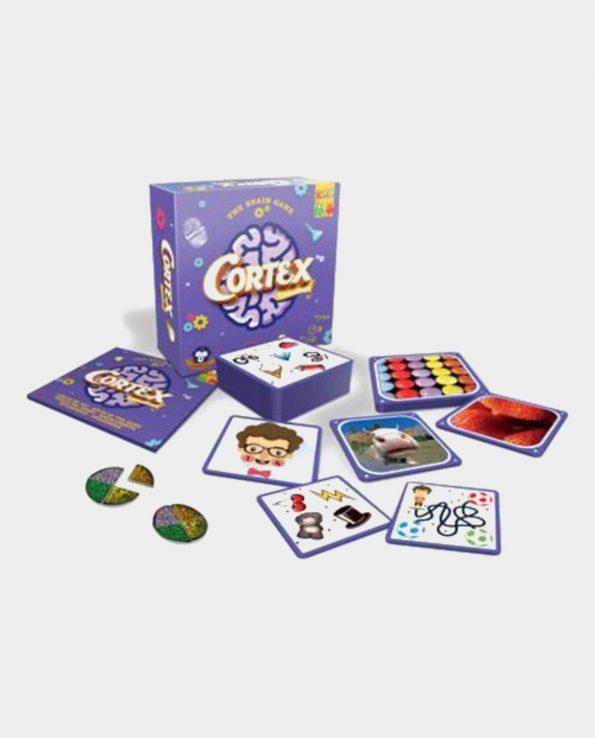 Juego de mesa para niños Cortex Challenge Kids