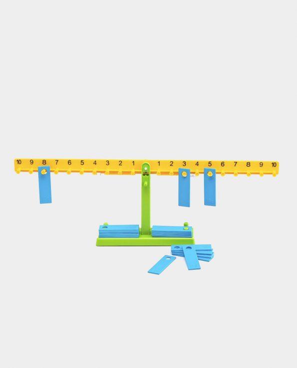 Balanza matematica grande para niños de la marca Tickit