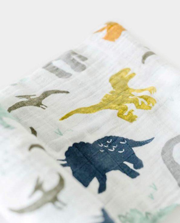 Muselina de algodón 100% de Little Unicorn de alta calidad