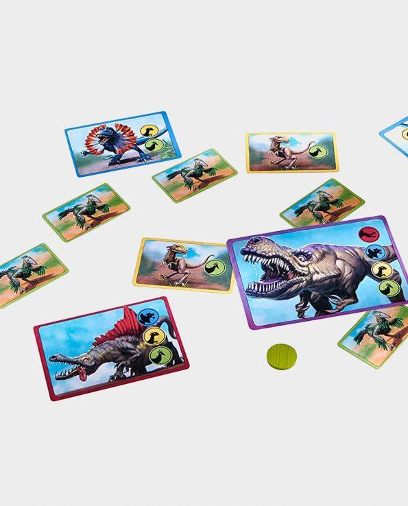 Juego de mesa para niños Dino World de Haba