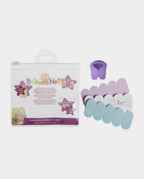 Lima para bebes baby nails