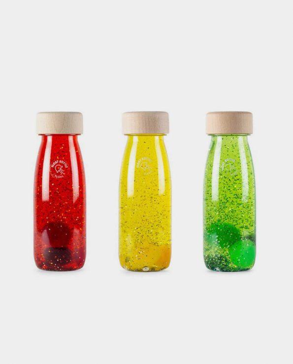 pack de botellas sensoriales Petit Boum Pack Twilight