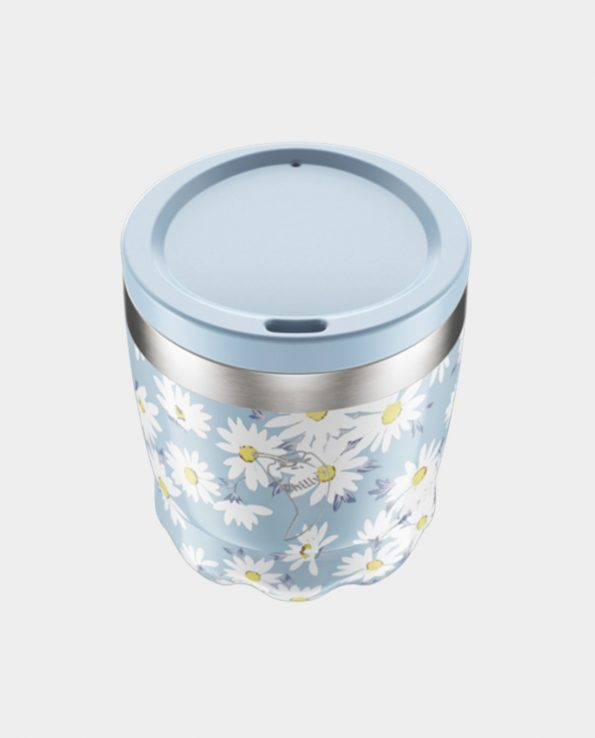 Vaso inoxidable floral 230ml de Chilly's
