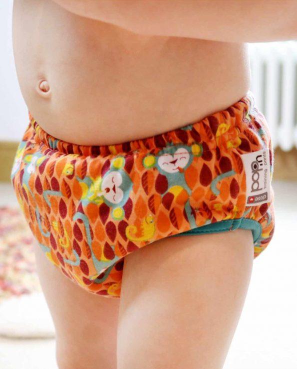 Pantalon de bebe de aprendizaje de yobio pop in