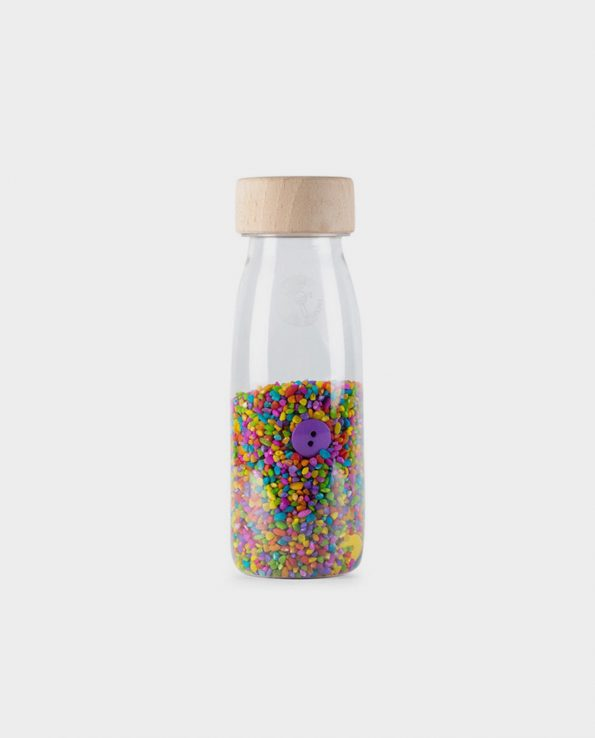 Botella sensorial SOUND BOTTLE Buttons