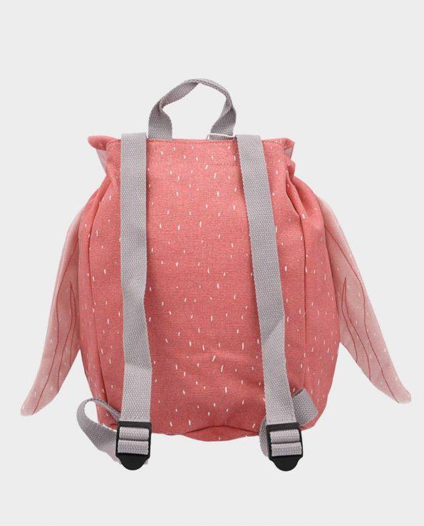 Mochila Cuerda Trixie Mr. Flamingo