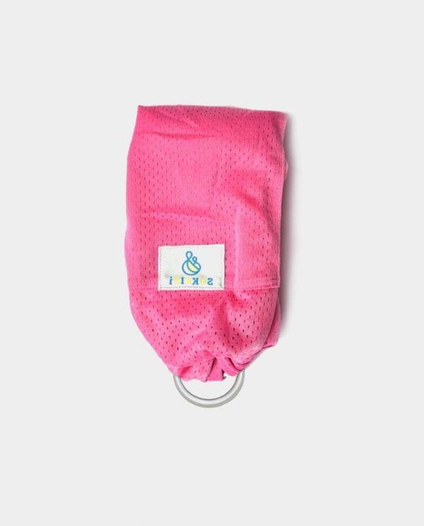 Bandolera de agua Sukkiri Pink