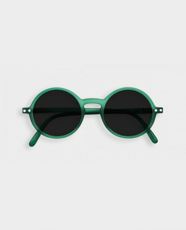 Gafas de Sol IZIPIZI Junior Green Crystal #G