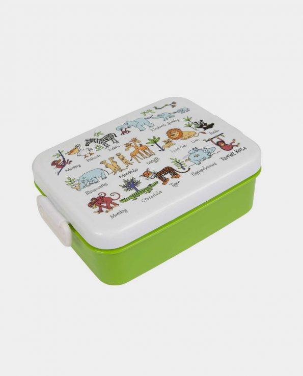 Tupper infantil Tyrrell Jungla Lunch Box