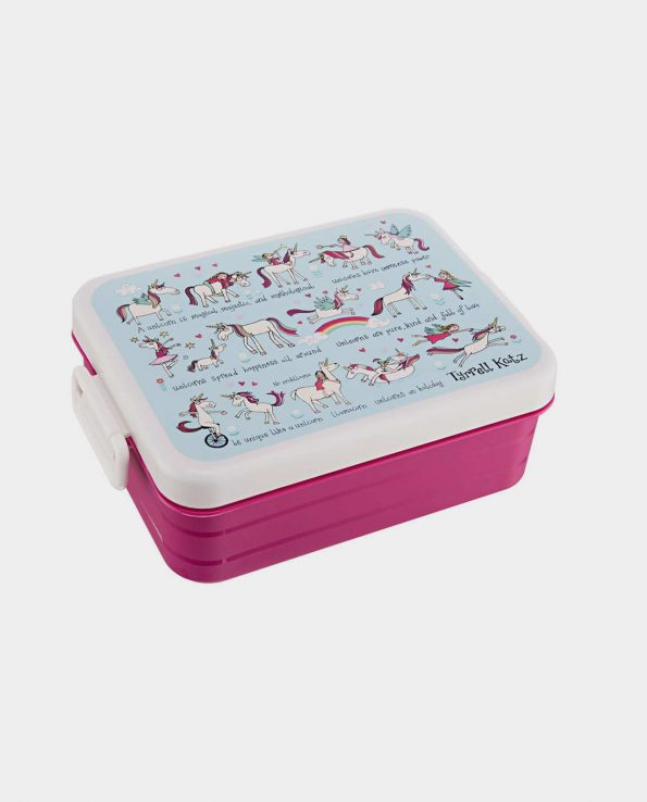 Tupper infantil Tyrrell Unicornios Lunch Box