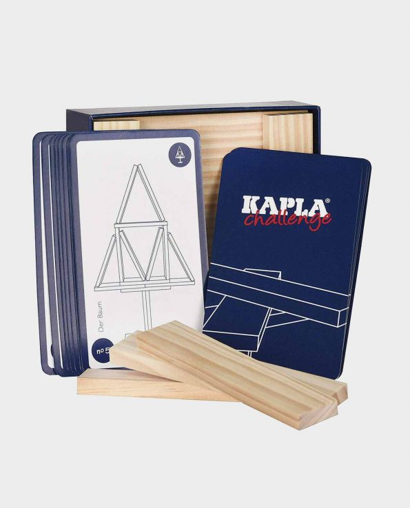 Juego de mesa para niños Kapla Challenge
