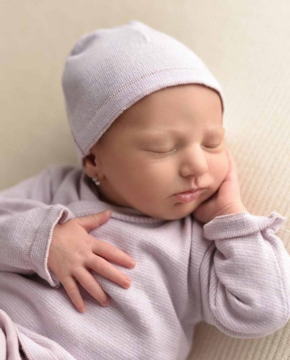 Primera puesta de bebe algodon organico micu micu
